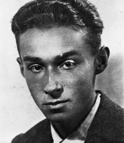 Primo Levi runt 1939.