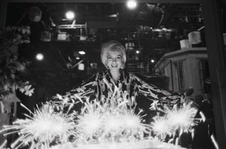 Marilyn Monroe fick tomtebloss när hon fyllde 36 år. Najs.