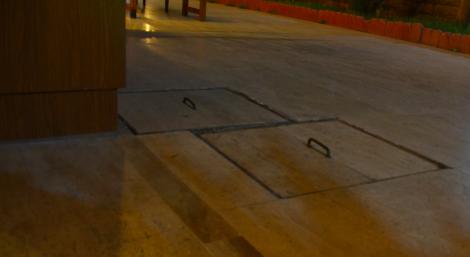 Tantfälla 2: turkiska trottoarhandtag.