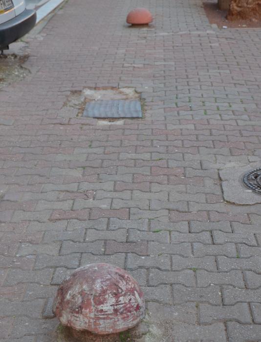 Tantfälla 1: turkiska trottoarpluppar.